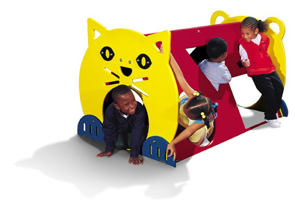 Cat's Den - Independent Play Crawling Equipment - Commercial Playground Structures
