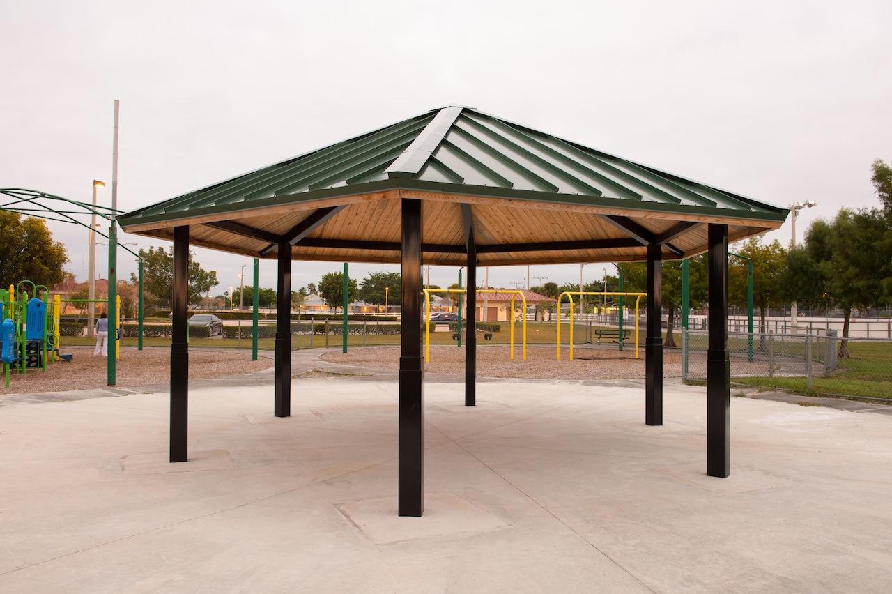 Hexagon Shelter