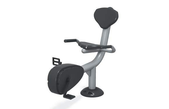 Recumbent Cycle - Outdoor Fitness Equipment - American Parks Company