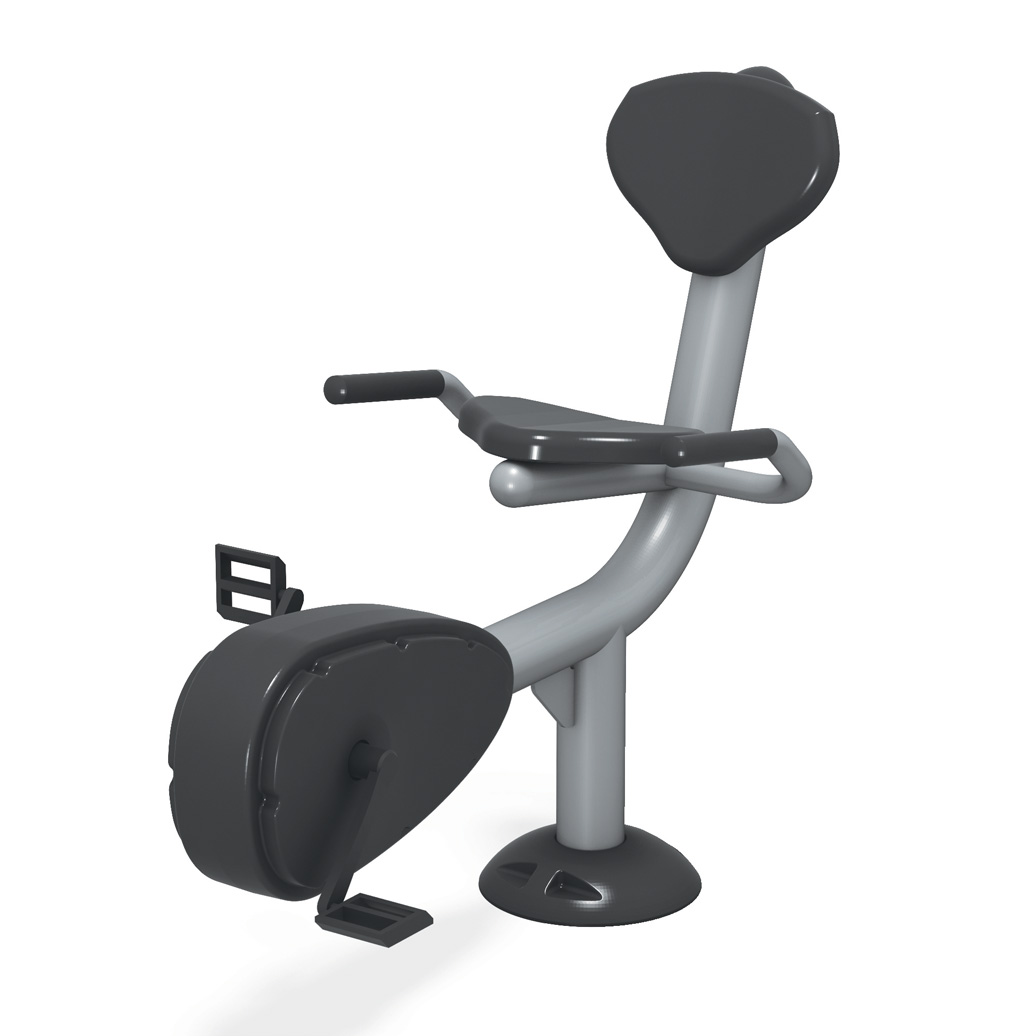 Starter Fitness Kit - Outdoor Gym Equipment - American Parks Company