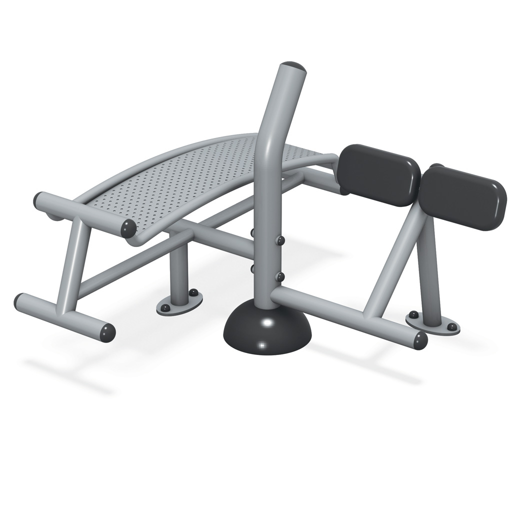 Medium Fitness Kit - Outdoor Fitness Equipment - American Parks Company