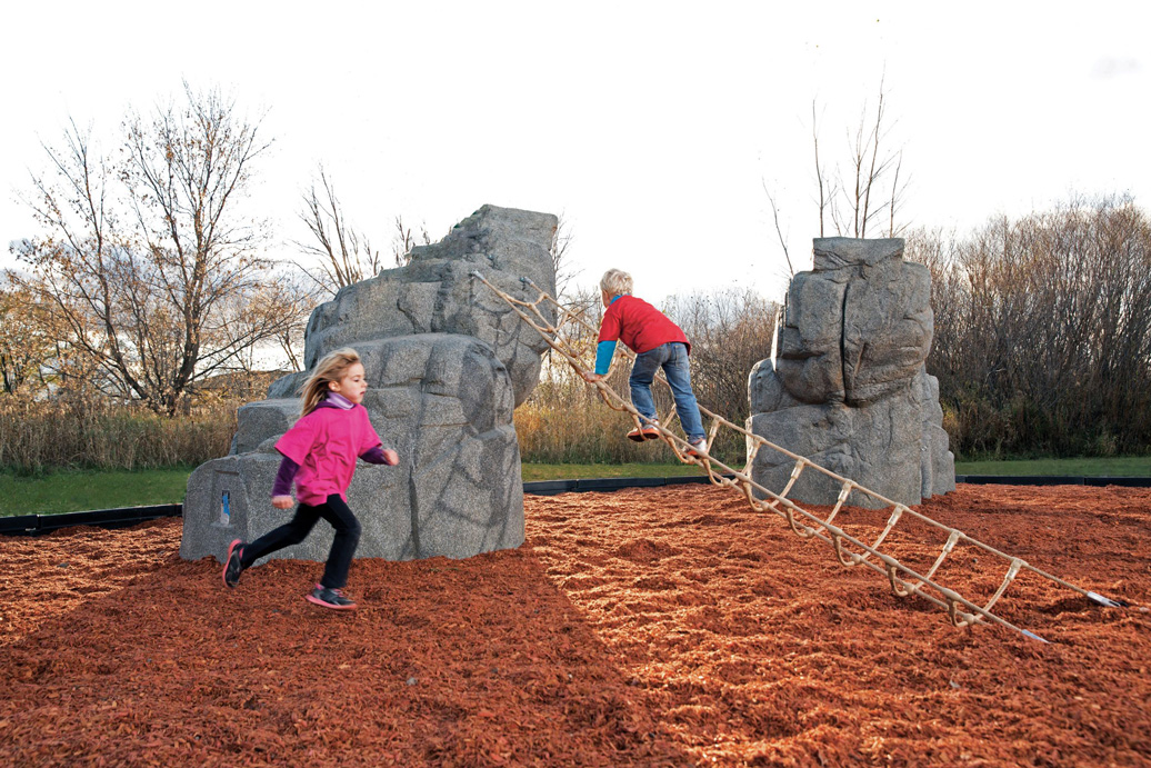 Mount McKinley - Commercial Playground Equipment