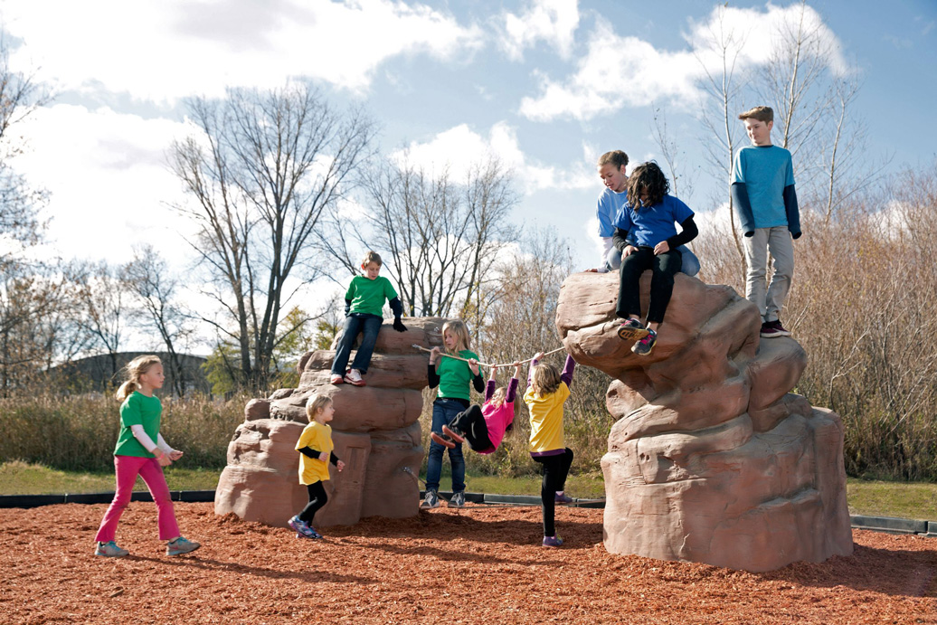 The Rockies - Commercial Playground Equipment