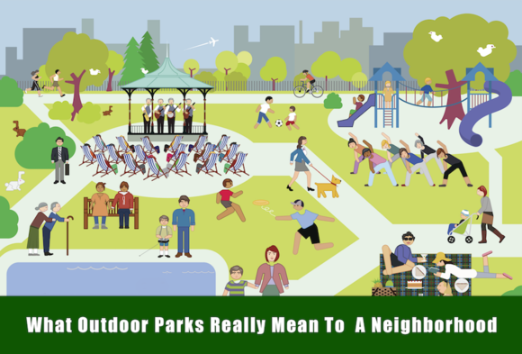 What Outdoor Parks Really Mean to a Neighborhood