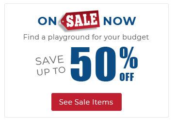 On sale now. Find a playground for your budget. Save up to 50% off. See sale items