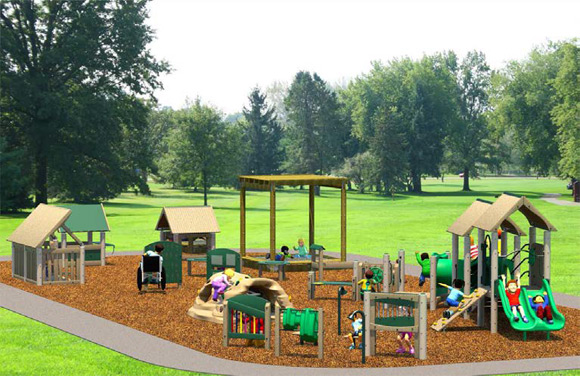 Overstock / Closeout Playground Items - American Parks Company