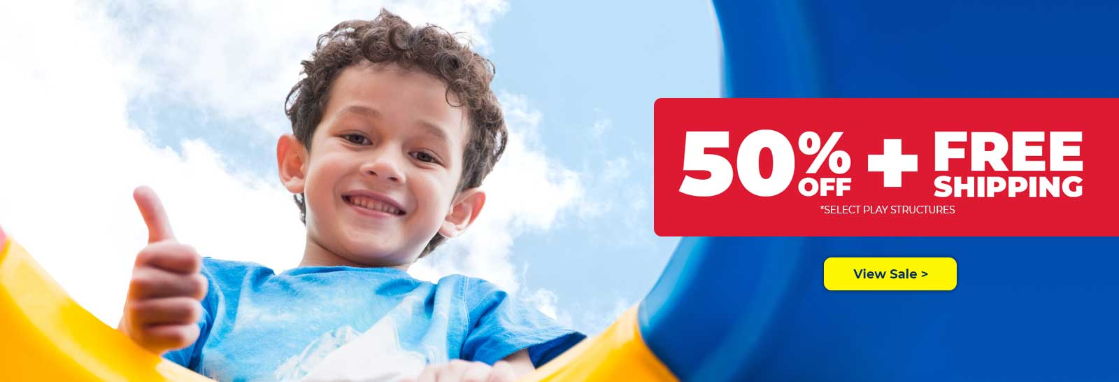 50% Off - Commercial Playground Equipment Sale