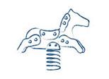 Spring horse icon