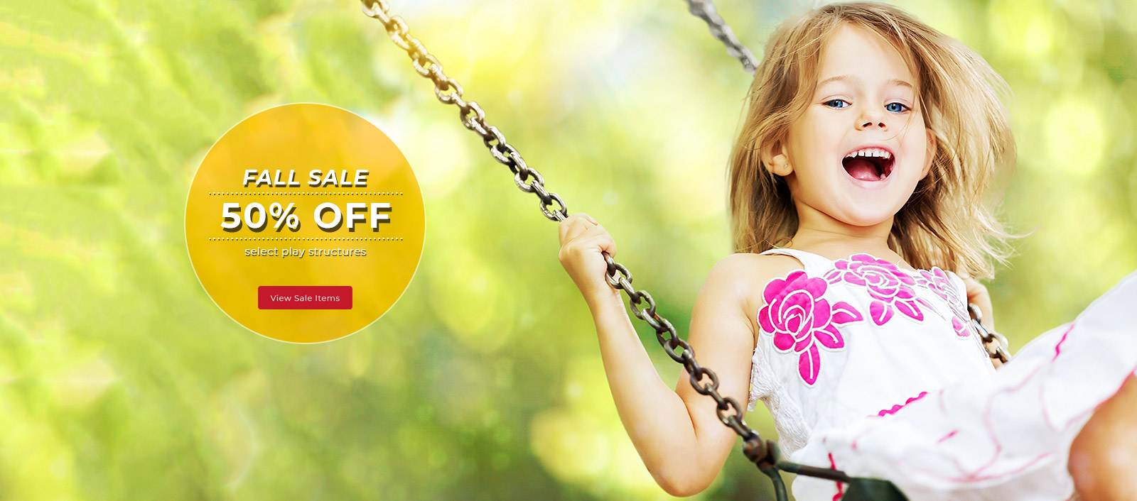 50% Off - Commercial Playgrpound Equipment Sale
