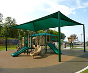 Playground Shade example