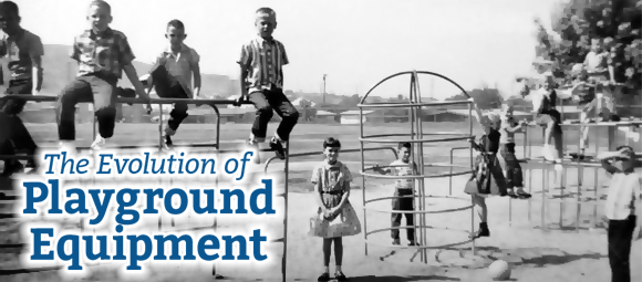 The Evolution of Playground Equipment