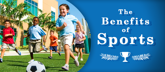 The Benefits of Sports and Athletic Team Activities for Children