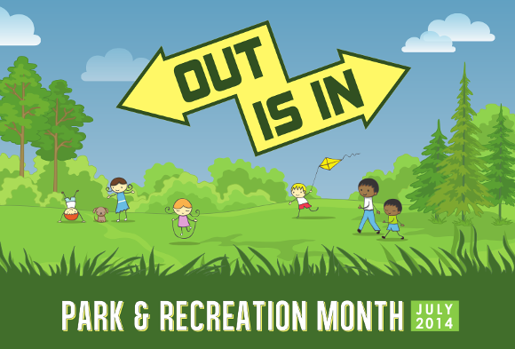 Celebrating Parks and Recreation Month with American Parks Company™