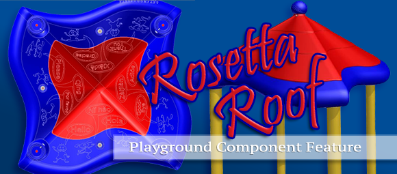 Playground Component Feature: Rosetta Roof